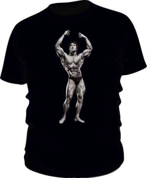 Tshirt Frank Zane