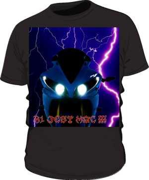 Koszulka z nadrukiem 302567