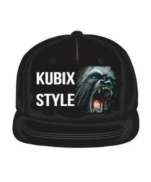 Czarna Czapka KUBIX STYLE