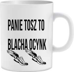Kubek Blacha Ocynk