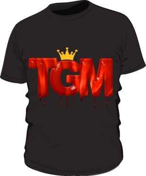 Koszulka TGM Płyta