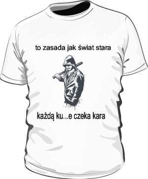 Koszulka z nadrukiem 304159