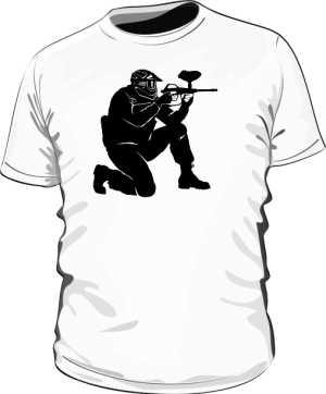 Koszulka z nadrukiem 308170