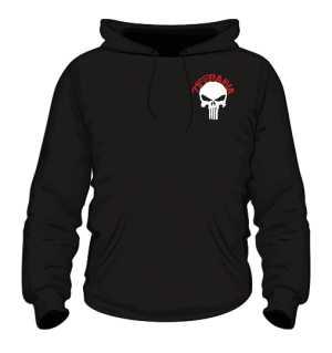 Bluza Skull Czarna