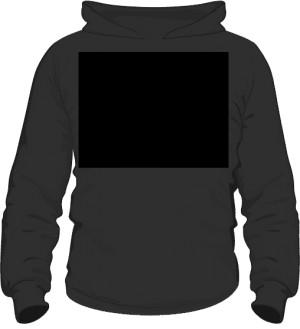 Bluza męska I love XIV LO czarna