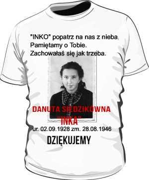 Koszulka z nadrukiem 310985