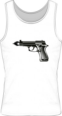 Pistol Tshirt