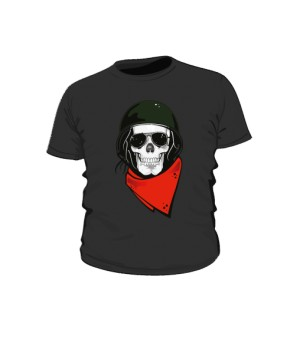black cool tshirt