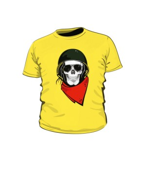 yellow cool tshirt