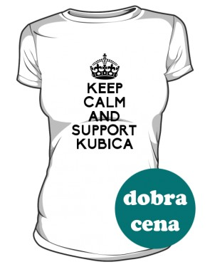 Support Kubica Women White