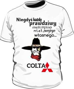 Koszulka COLT no 1