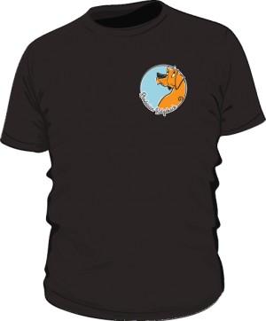Koszulka męska kolor AdopcjeRR