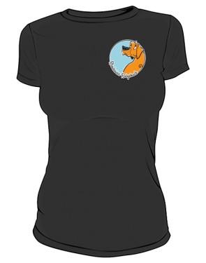Koszulka damska kolor AdopcjeRR