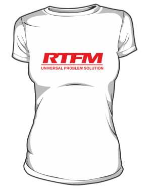 RTFM red