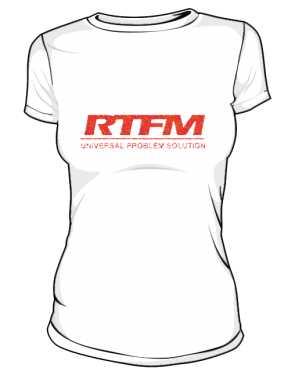RTFM blured