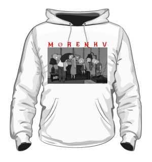 M o r e n k v Simpsons Family hoodie