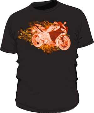 Koszulka z nadrukiem 316501