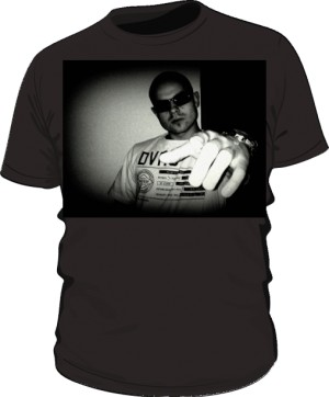 koszulka z prezesem