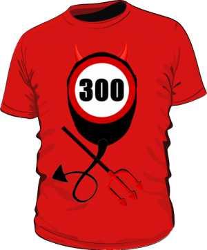Koszulka z nadrukiem 318149