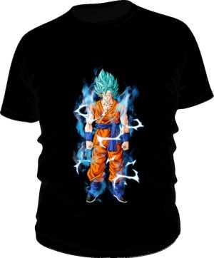 Son Goku SSJBlue