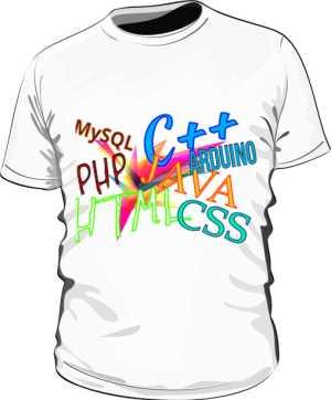 Koszulka z nadrukiem 324903