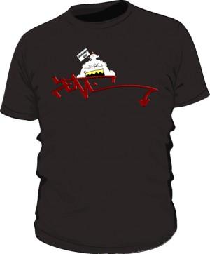 Koszulka z nadrukiem 32515