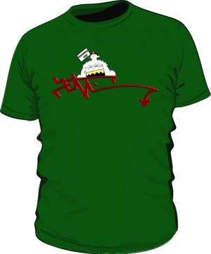 Koszulka z nadrukiem 32516