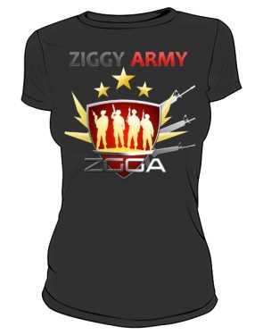 Koszulka t shirt basic damska 1