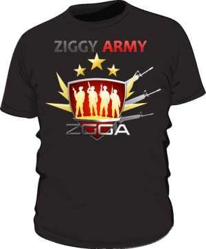Koszulka t shirt basic męska 1