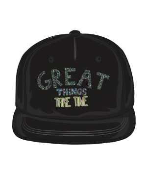 Great things czapka czarna