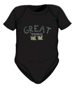 Great things body czarne