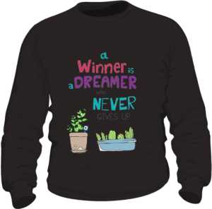 Winner dreamer bluza czarna