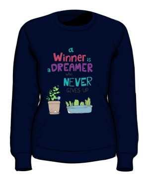 Winner dreamer bluza granat