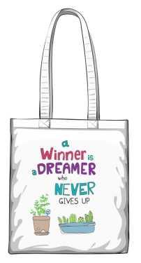 Winner dreamer torba biała