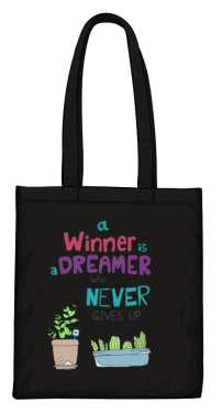 Winner dreamer torba czarna