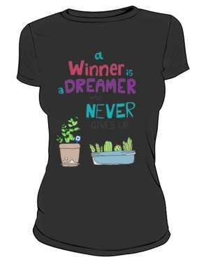Winner dreamer basic czarna
