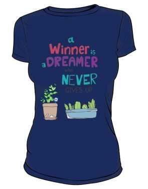Winner dreamer basic granat