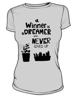 Winner dreamer basic szara
