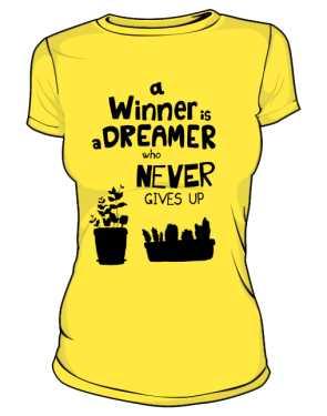 Winner dreamer basic żółta