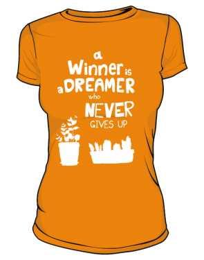 Winner dreamer bacis pomarańćzowa