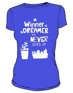 Winner dreamer basic niebieska