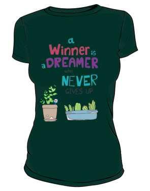 Winner dreamer premium zielony