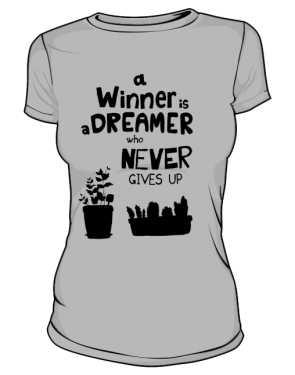 Winner dreamer premium szary