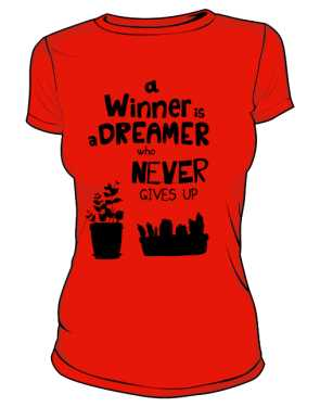 Winner dreamer premium czerwień