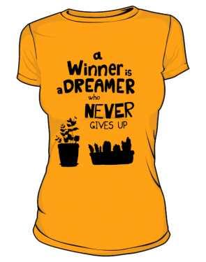 Winner dreamer premium pomarańcz