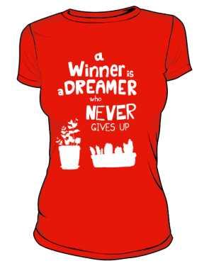 Winner dreamer premium czerwona