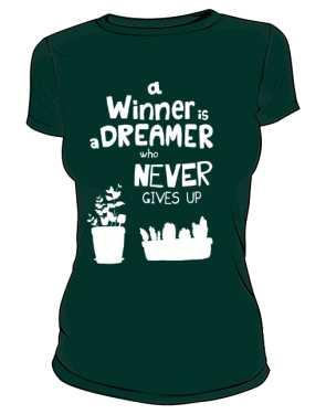 Winner dreamer premium zieleń