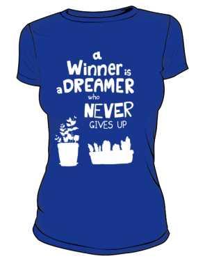Winner dreamer premium niebieska