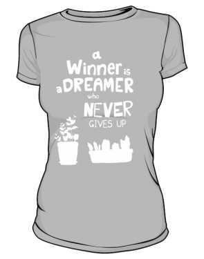 Winner dreamer premium szara
