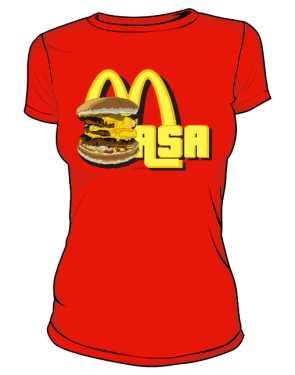 Koszulka z nadrukiem 330245
